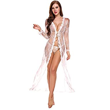 Sexy Beach Dress Tunic Swimsuit Coverup Summer Women Bikini Cover Up Swim Floral Cardigan,2_white Summer Women Cardigan,Medium