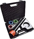 Mayhew Tools 29912 Interchangeable Inner Tie Rod Tool Kit, 4-Piece