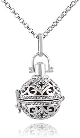 Top 10 Best essential oil diffuser necklace lava stone Reviews