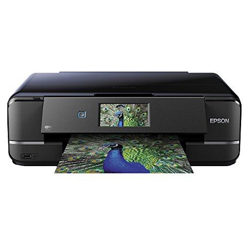 Epson Expression Photo XP-960 Print/Scan/Copy Wi-Fi Printer,...