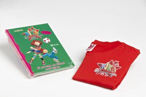 Camiseta + Kika Superbruja y Dani. El partido de fútbol embrujado (Castellano - A PARTIR DE 6 AÑOS - PERSONAJES Y SERIES - Kika Superbruja y Dani)