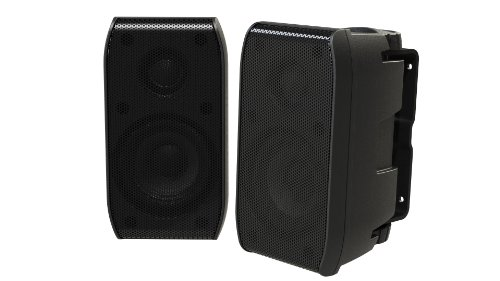 Fusion MS-BX3020 Signature Series 2-WayFull Range Speakers 100W, Pair