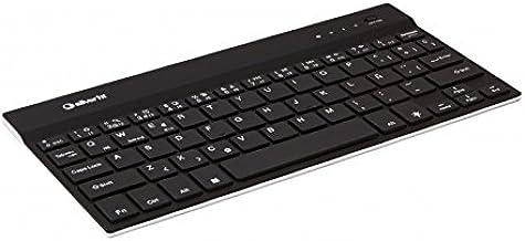 Silver HT - Mini Teclado Universal retroiluminado para PC, Smart TV, Smartphones y Tablets. Conectividad Bluetooth. 7 Colores LED. Teclado en español, Incluye la Letra Ñ.: Silver: Amazon.es: Informática
