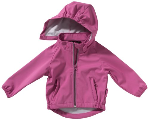 Playshoes Mädchen Softshell Sommer Jacke, Pink (pink), 98