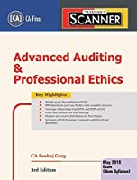 Scanner-Advanced Auditing & Professional Ethics (CA-Final)(May 2019 Exam-New Syllabus)