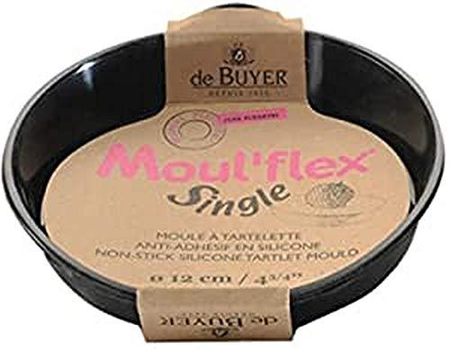 De Buyer 1980.12 'Moul'Flex Single' Tartelette - Ø 12 cm
