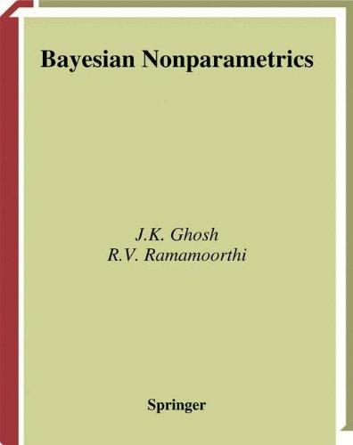 Bayesian Nonparametrics (Springer Series in Statistics)
