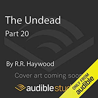 The Undead Part 20 cover art