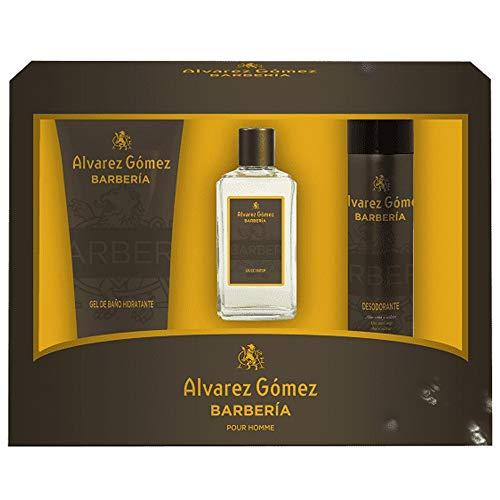 Álvarez Gómez Col Alvarez Gomez Est Barberia 3 Pzas 200 g