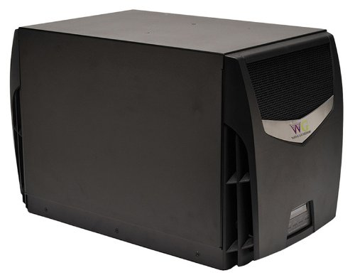 Wine Guardian 018 Through Wall Wine Cellar Cooling System (1200 Cu. Ft.) - Quietest Operation in its Class.