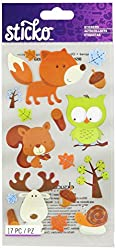 Sticko Forest Friends Stickers
