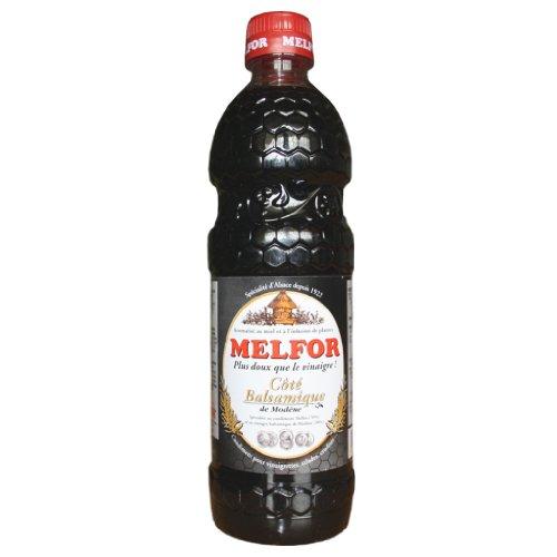 Melfor Plus doux que le vinaigre Cote Balsamique de Modene Balsamessig