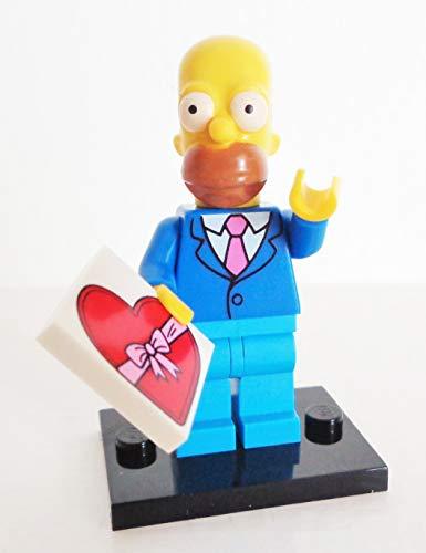 Lego Simpsons Serie 2 71009 - Homer (Sunday Best)