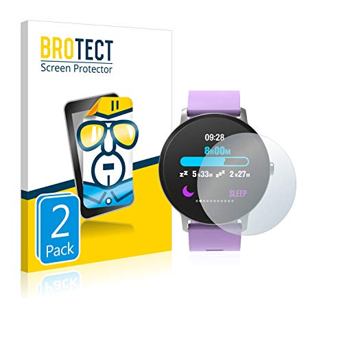 brotect Pellicola Protettiva Compatibile con BingoFit Epic Pellicola Trasparente (2 Pezzi) Anti-Impronte