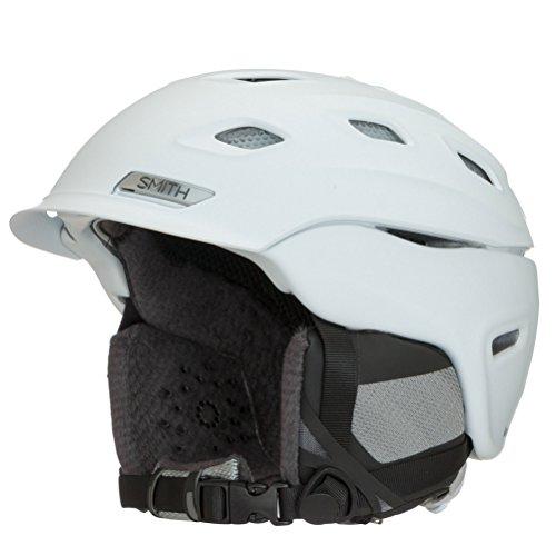 Smith Optics Women's Vantage Snow Helmet (Matte White, Medium)