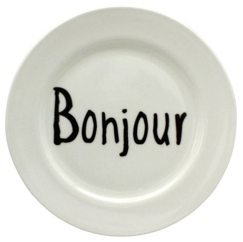 ヴィヴル ケーキプレート Bonjour 028705
