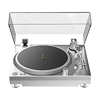 DIGITNOW High Fidelity Belt Drive Turntable Vinyl Record Player with Magnetic Cartridge Convert Vinyl to Digital Variable Pitch Control &Anti-Skate Control
