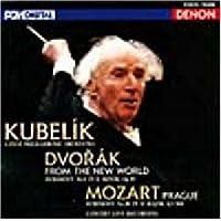 ドヴォルザーク:交響曲第9番、モーツァルト:第38番「プラハ」