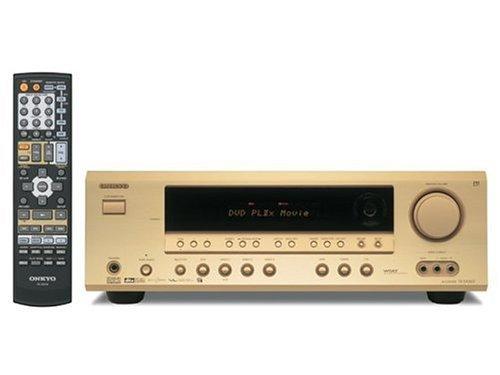 ONKYO AVセンター 100W×7ch TX-SA503(N) /ゴールド