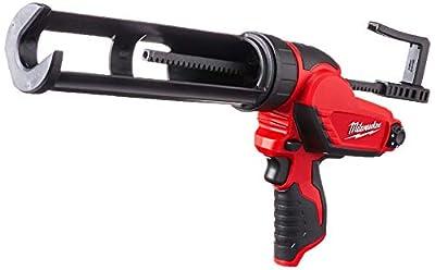 Milwaukee 2441-20 M12 10 oz Caulk Gun tool Only from Builders World Wholesale Distribution