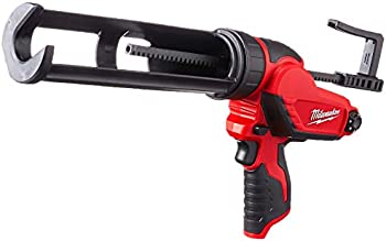 Milwaukee 2441-20 M12 12V 10-Ounce Caulk And Adhesive Gun