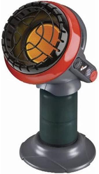 Mr Heater F215100 MH4B Little Buddy 3800 BTU Indoor Safe Propane Heater Medium