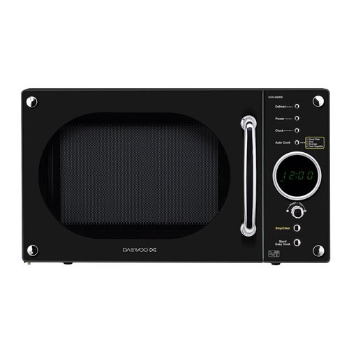 How Do I Daewoo KOR6N9RB Digital Microwave - Tarik Danel daw