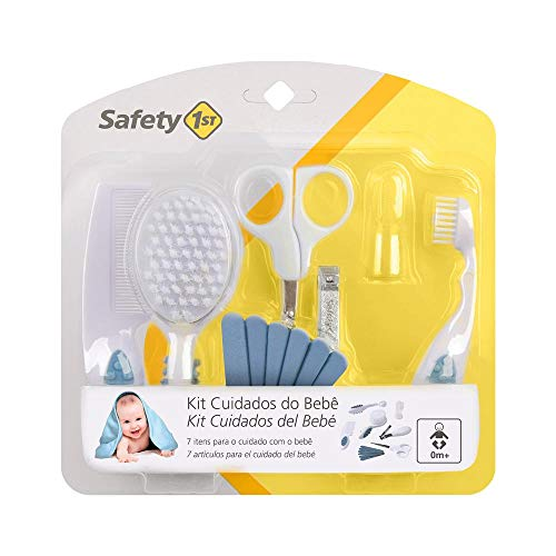 Kit Cuidados do Bebê Safety 1st - Blue