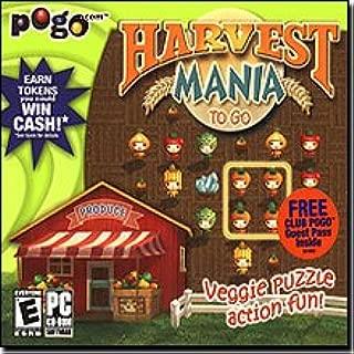 Harvest Mania to Go (Jewel Case) - PC