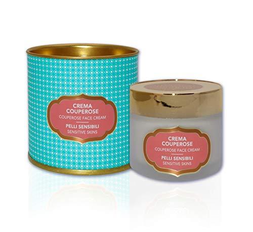 Couperose Crema Piel Sensible con Caléndula Manzanilla Vitamina E Alantoína y Pantenol 50 ml