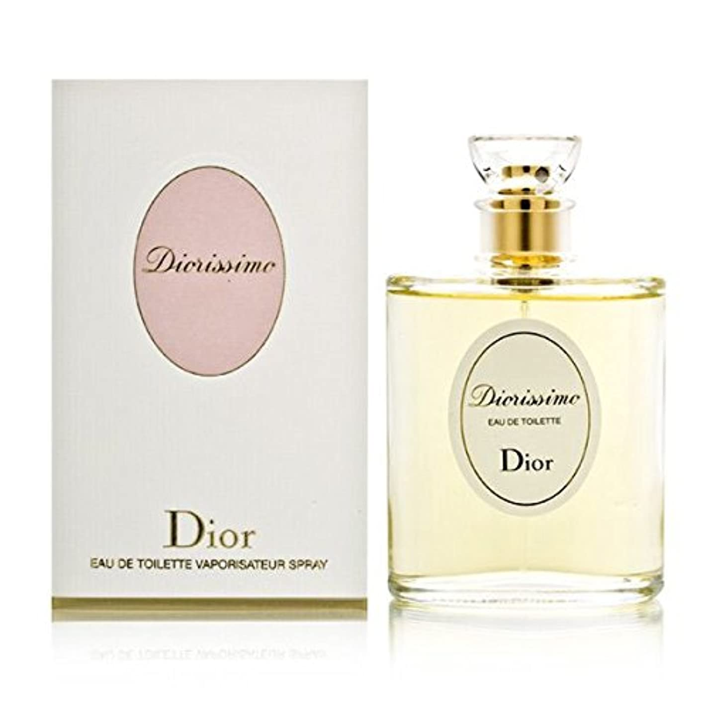 認識配管工四クリスチャン ディオール(Christian Dior) ディオリッシモ EDT SP 100ml[並行輸入品]