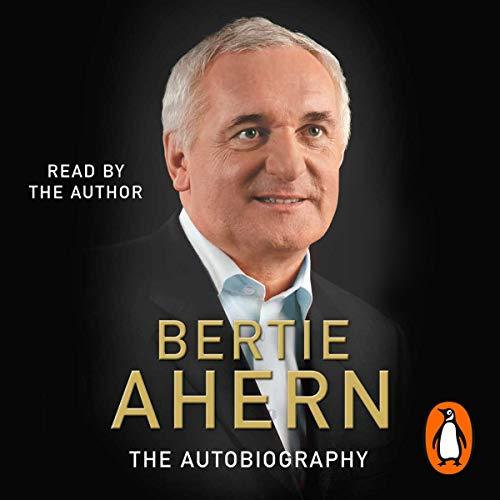 Bertie Ahern Autobiography cover art