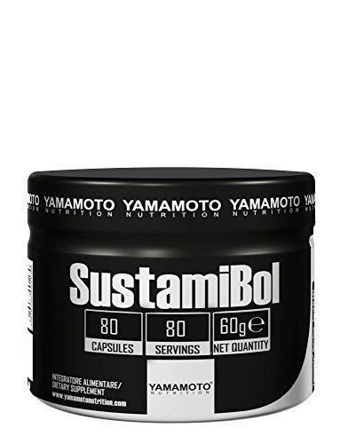 YAMAMOTO NUTRITION SustamiBol 80 capsules