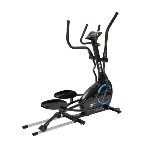Reebok Cross Trainer - Black - Elíptica de Fitness (7 kg,