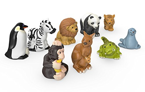 Top 10 best selling list for little people animals zoo
