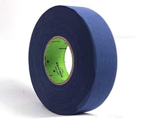 Renfrew Schlägertape Pro Balde Cloth farbig Hockey Tape, je 24mmx25m (blau)
