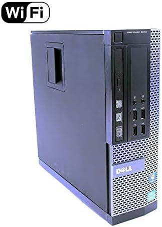 Dell Optiplex 9010 SFF Intel Core i5 3470 Processor 3.20Ghz Quad Core 8Gb Ram 500Gb HDD Small Form Factor Desktop Com...
