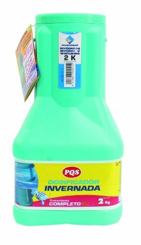 Dosificador Invernada 2 Kg. Tratamiento completo para piscinas en invierno