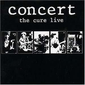 Concert-the Cure Live