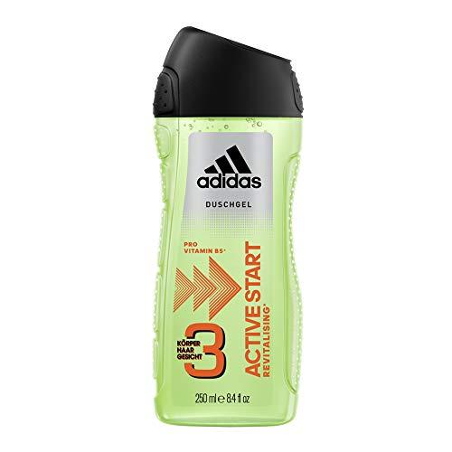 adidas Active Start für Männer 3in1 Duschgel 250ml