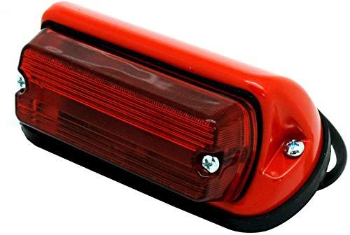Juego de luces traseras y traseras para tractores y aplicación universal