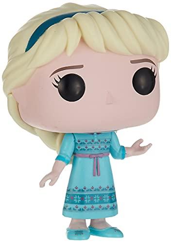 Funko- Pop Disney: Frozen 2-Young Elsa Figura coleccionable, Multicolor (40888)
