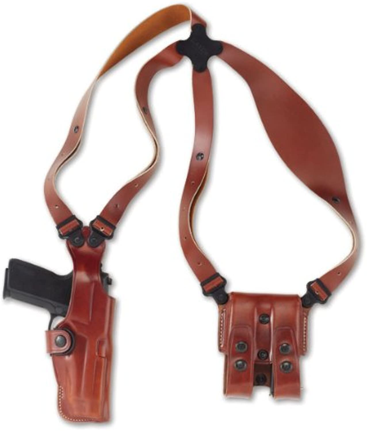 Galco International greenical Shoulder Holster System for S and W L FR 686, 4Inch