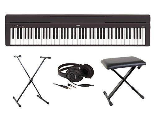 Yamaha Fullpack P45 - Pianoforte digitale portatile