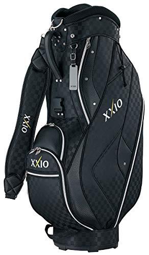 XXIO X105 Lightweight Cart Bag Black/Check
