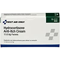 12-Pack First Aid Only 18-012 Hydrocortisone Anti-Itch Cream