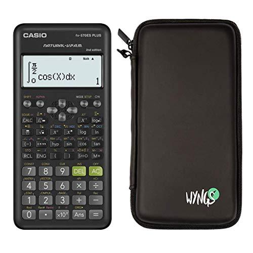 Casio FX 570 ES Plus 2nd Edition +...