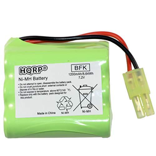 HQRP Battery Compatible with Shark XB2950 V2950 V2950A V2945Z V2945 Floor & Carpet Sweeper