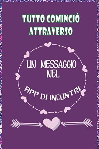 Tutto cominciò attraverso un messaggio nel app di incontri: Buon San Valentino 2021 Amore mio, Buon...