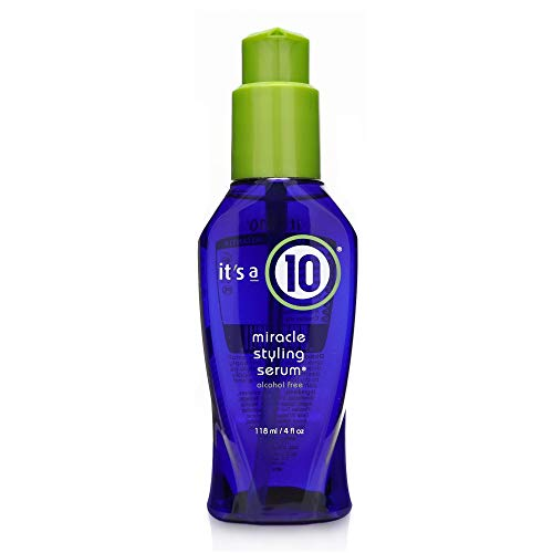 It's a 10 Haircare Miracle Styling Serum
